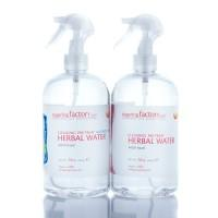 SET of TWO CLEANSING HERBAL WATER Witch Hazel (PRE-TREAT) - 32 oz - SAVE 35%