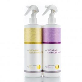 SET of TWO POST SUGARING TONICs