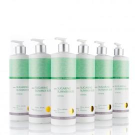 POST SUGARING SUMMER BLISS Lotion SET of SIX
