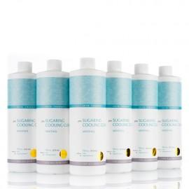 PRE SUGARING COOLING Cleanser SET of SIX