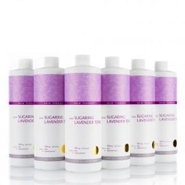 POST SUGARING Lavender Tonic SET of SIX