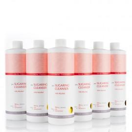 PRE SUGARING Cleanser Witch Hazel + alcohol 14% SET of SIX