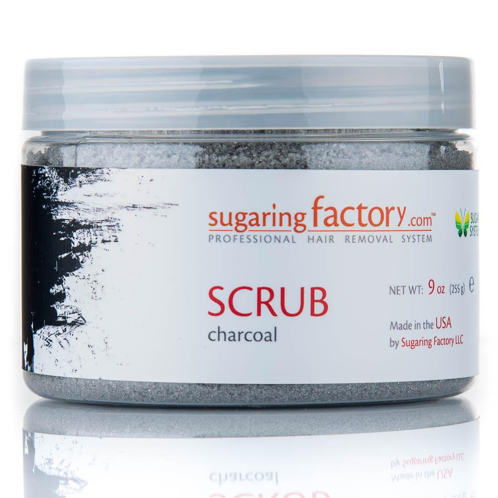 SCRUB CHARCOAL - SAVE 30%