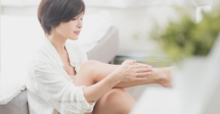 Common home aftercare mistakes that clients make after sugaring