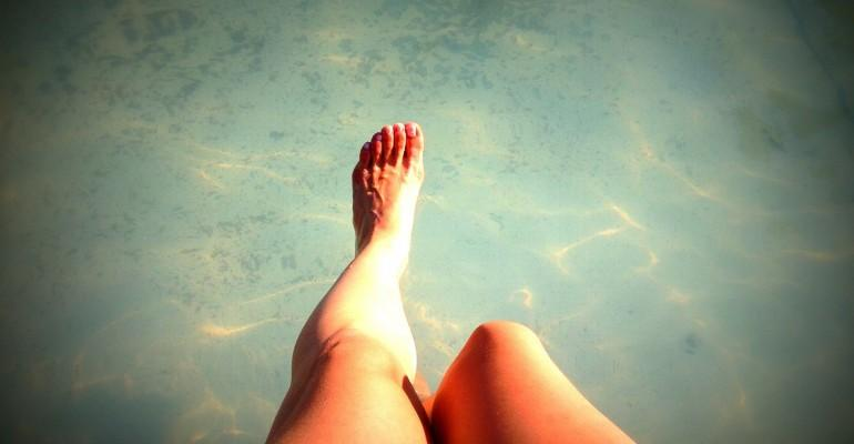 Is it safe to do epilation of legs with varicose veins?
