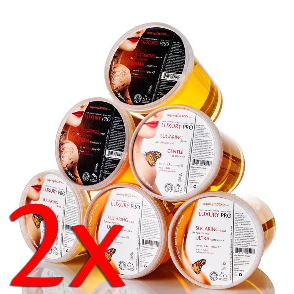 LUXURY SUPER TWELVE - 516 oz / 32.2 lbs - SAVE 40%