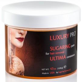 SUGARING PASTE LUXURY ULTIMA (hard paste for brazilian bikini) - 43 oz / 2.6 lbs